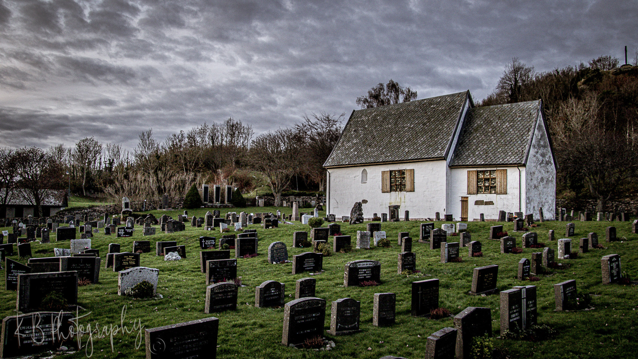 Moster Old Church